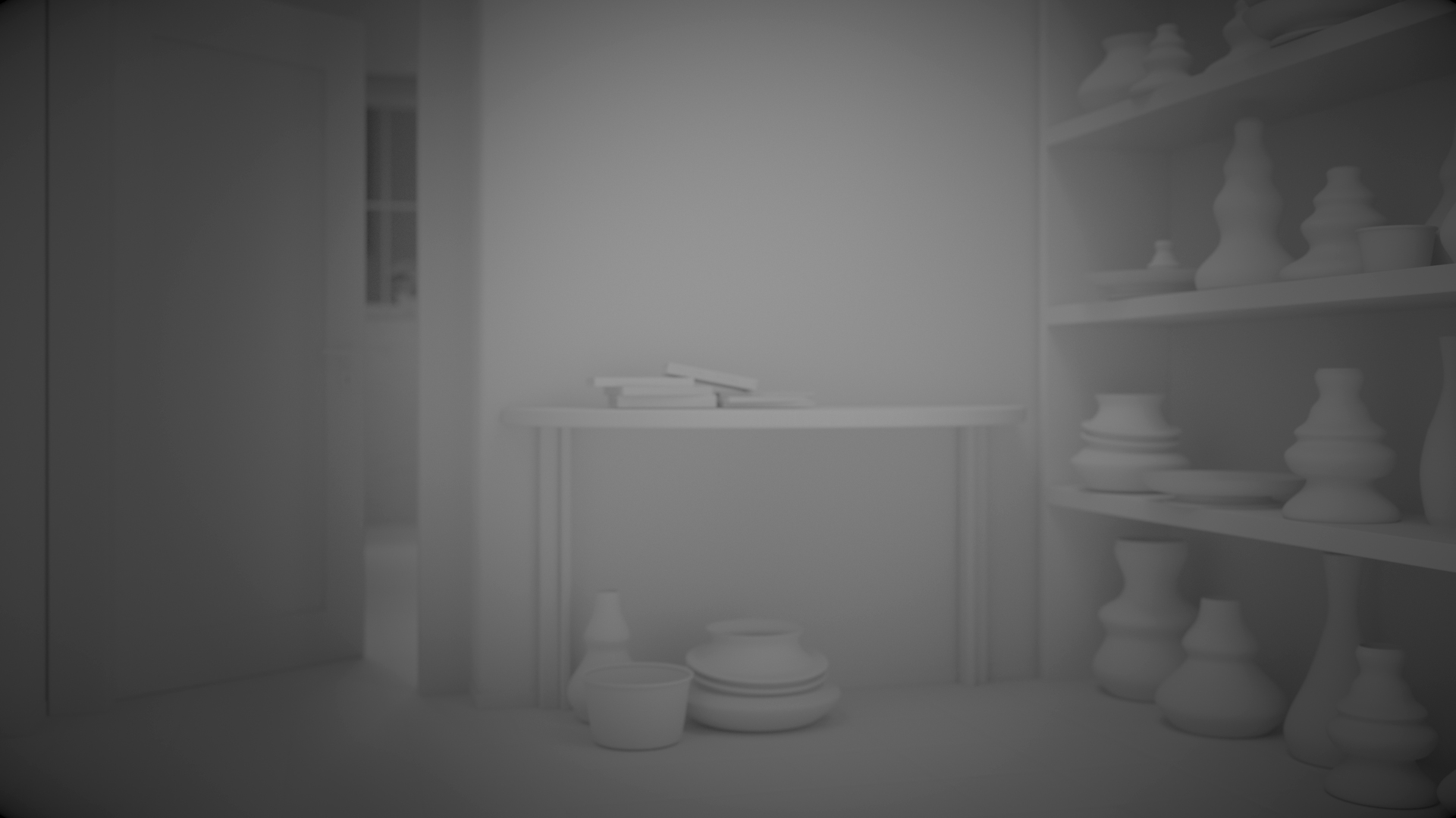 KFC Ghost CGI 3D